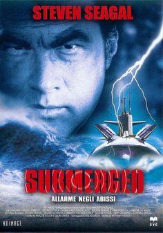 """Submerged – Allarme negli abissi"" (2005) #Submerged #StevenSeagal"