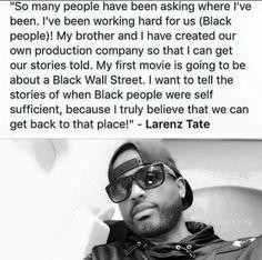 Larenz Tate