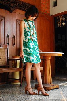Mega Mendung Dress
