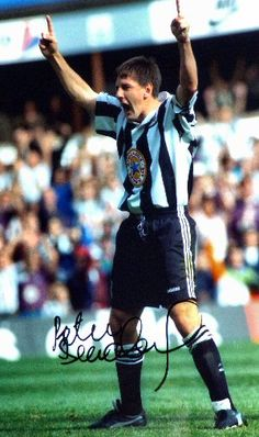 Newcastle United signed memorabilia