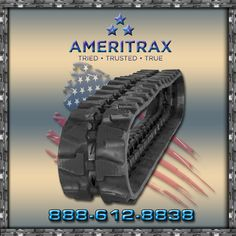 Ameritrax Rubber Tracks Mini Excavator, Bicycle Helmet, Track, News, Runway, Cycling Helmet, Track And Field