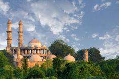 Jama Masjid - Champaner (Gujarat) India - Picture By Tilak Haria/Getty Images.