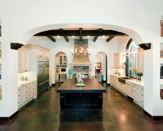 Kitchen Spanish Kitchen Design, Pictures, Remodel, Decor and Ideas