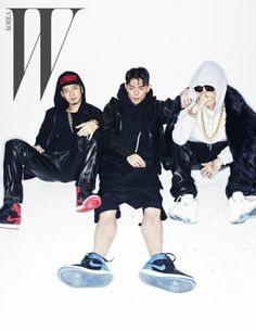 2015.02, W, The Quiett, Beenzino, Dok2, Illionaire Records