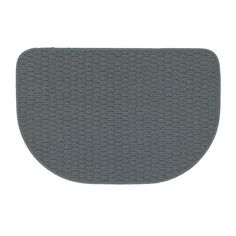"""Kitchen Slice Rugs, 18"""" x 27"""", Gray Inexpensive Rugs, Camping Supplies, Gray, Kitchen, Cheap Rugs, Cooking, Grey, Kitchens, Camping Products"""