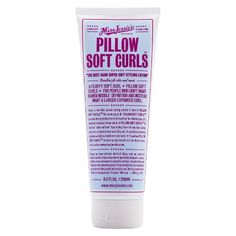 Miss Jessie's Pillow Soft Curls™ - 8.5 oz -- seriously the BEST curl care for wavy/curly hair!  Shower at night -- scrunch it up -- get some beauty sleep -- and in the morning, viola! pillow soft curls:) #awesome $22