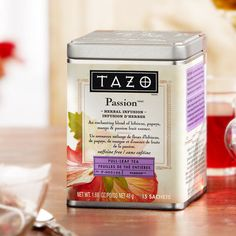 Tazo® Passion® Full Leaf Tea at StarbucksStore.com   {My Favorite!}