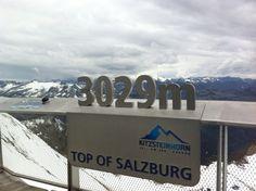 Top of Salzburg