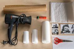 Tip na osobní vánoční dárek: Věnujte svíčku s fotkou! - Proženy Diy And Crafts, Projects To Try, Candles, Christmas, Gifts, Handmade, Beauty, Advent, Gift Ideas