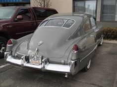 49 Cadillac...Brought to you by House of Insurance in #EugeneOregon call for a  free price  comparison 541-345-4191.