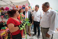I Feria Insular de Artesanía en Candelaria. [1-4 agosto 2013].