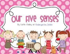 Perfect unit to teach the five senses. This unit includes the following:-Five Senses Tree Map-Five Senses Non-Fiction Writing book-Labeling...