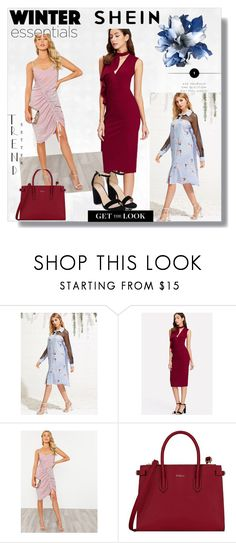 """""""Bez naslova #684"""" by amelaa-16 ❤ liked on Polyvore featuring Furla and Nasty Gal"""