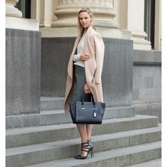 Willow wrap coat in Camel | Forever New