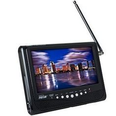 Digital Prism Portable Digital Lcd Tv 7 Inch $77.77