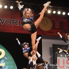 The Cheerleading Worlds  Cali Photo from Xtreme Shots Photography