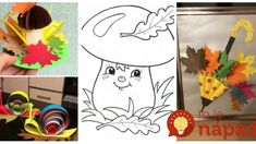 Len papier a nožnice: 22 nápadov na prekrásne jesenné dekorácie z papiera – toto si deti zamilujú! Playing Cards, Halloween, Paper, Autumn, Fall Season, Playing Card Games, Fall, Game Cards, Spooky Halloween