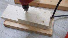 침실인테리어 - 아늑한 원목 수납 침대 만들기! with THE DIY : 네이버 블로그 Butcher Block Cutting Board, Home, Ad Home, Homes, Haus, Houses