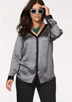 APART Satijnen blouse