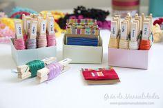 Ideas DIY organizacion materiales 1