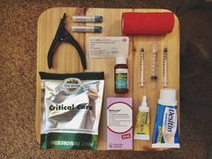 Having a first aid kit for your bunny is a great idea and I recommend that you put one together! When your bunny gets sick there are some remedies you might try at homewhileyou are tryingto ge Mini Rex Rabbit, Pet Rabbit, Show Rabbits, Bunny Rabbits, Bunny Supplies, Holland Lop Bunnies, Raising Rabbits, Mini Lop, Bunny Care