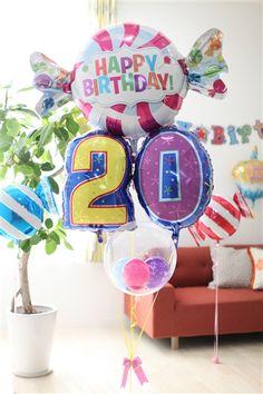 二 十 歳 誕生 日