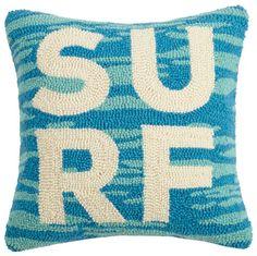 SURF Hook Pillow