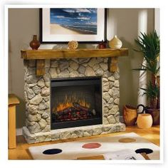 1000 ideas about stone electric fireplace on pinterest  dimplex smp-904-st fieldstone electric fireplace
