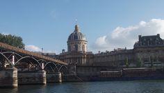 En Bateau aux #Invalides sur la #Seine #Paris June 2014 www.pinterest.com/annbri/