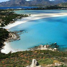 Villasimius. Sardegna