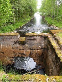 Kopallinen inspiraatiota Perhojoki - Isokosken kota - Vesivoimalan rauniot - nature - wreck