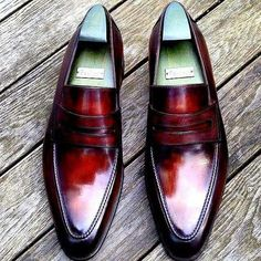 """604 Likes, 18 Comments - For The Love of Men's Shoes (@menshoes) on Instagram: """"Berluti"""""""
