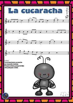 Cancionero infantil para cantar en clase - Imagenes Educativas Piano Lessons For Kids, Music Lessons, Teaching Music, Teaching Tips, Baby Piano, Piano Music, Piano Keys, Music For Kids, Indie Movies