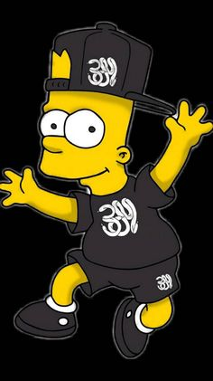 Bart simpson wallpaper by - - Free on ZEDGE™ Supreme Iphone Wallpaper, Simpson Wallpaper Iphone, Black Wallpaper Iphone, Graffiti Wallpaper, Cartoon Wallpaper Iphone, Nike Wallpaper, Cute Cartoon Wallpapers, Simpsons Tattoo, Simpsons Drawings