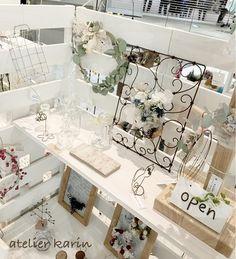 シャレオハンドメイドマーケット~おのみち手しごと市~zakka marche in 横川ふしぎ市 - atelier karin