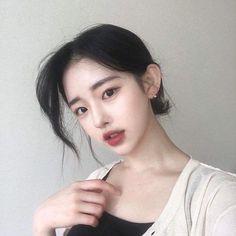 Mode Ulzzang, Ulzzang Korean Girl, Cute Korean Girl, Asian Girl, Korean Face, Korean Make Up, Japanese Beauty, Asian Beauty, Uzzlang Girl