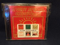 Various A Very Special Christmas US CD 3911 DX 2159 Madonna U2 Houston SEALED