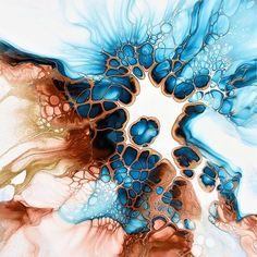 Ocean and earth  #art #artist #artsy #artlovers #fluidart #myart #fluidartwork #painting #originalart #modernart #fluidpainting #paintpour #dirtypour #artprints #acrylicpour #inks #instaart #instadaily #paint #abstractart #galleryart #instagood #artshare #artresin #artphotography #fluidacrylic #artoftheday #artforsale #resinart #artlover