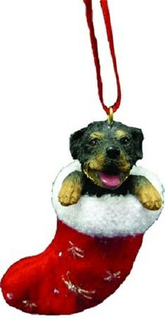 designer dog biscuit jar | ... dog ornament resin and fabric christmas ornament features the dog