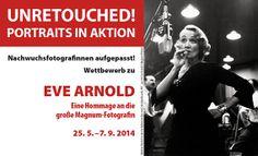 Bildmarke zum Wettbewerb, gestaltet von Uwe Eichholz, Aachen.  Foto: Marlene Dietrich in den Aufnahmestudios von Columbia Records, NYC, 1952 © Eve Arnold / Magnum Photos.
