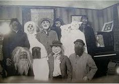creepy vintage halloween pictures - Google Search