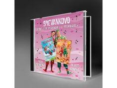 PIESNE Z DVD SPIEVANKOVO 3 a SPIEVANKOVO 4   Až 31 piesní z obľúbených DVD vám určite urobí radosť či už doma alebo v aute. Väčšina z nich vychádza na tomto CD premiérovo. CD obsahuje hity ako Ja som žabka, ty si žabka, Všetko najlepšie či Farm Animals.