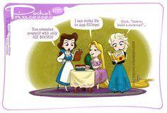 pocket princesses number 1 - Google Search