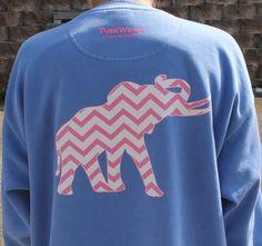 i didn't go to university of alabama - but i need this sweatshirt.