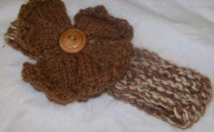 Flower Headband by LiliAndLaine on Etsy, $15.00