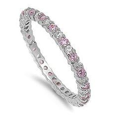 diamond eternity rings on pinterest eternity rings