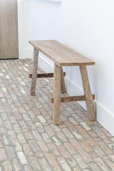 antieke vloeren | oude metselstenen | oude stenen verzaagd tot klinkers | ijsselstenen | Kersbergen.nl