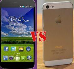 TecnoA3-vs-iPhone5s