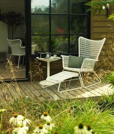 Gemütliche sessel ikea  IKEA - MASTHOLMEN, 4er-Sitzgruppe/außen, , Handarbeit, geschaffen ...