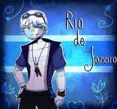 Hetalia, Bang Bang, Joker, Cartoon, Country, Anime, Fictional Characters, Instagram, Rio De Janeiro